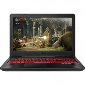 Laptop Gaming ASUS FX504GD-E4437, Intel Core i5-8300H pana la 3.9GHz, 15.6