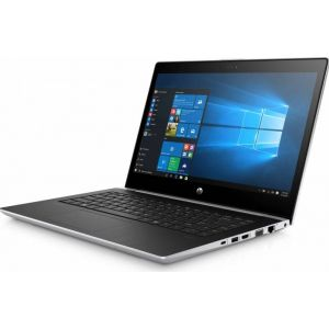 Laptop HP 440 G5 Intel Core Kaby Lake R (8th Gen) i5-8250U 256GB 4GB Win10 FPR Argintiu