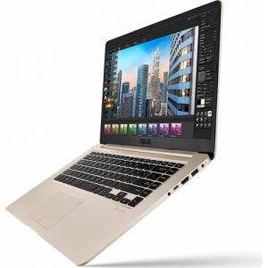 Ultrabook Asus VivoBook S15 Intel Core Kaby Lake R (8th Gen) i7-8550U 1TB HDD 8GB nVidia MX130 2GB Endless FullHD