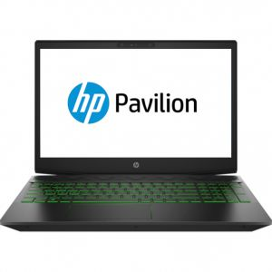 Laptop Gaming HP Pavilion 15-cx0002nq, Intel Core i7-8750H pana la 4.1GHz, 15.6