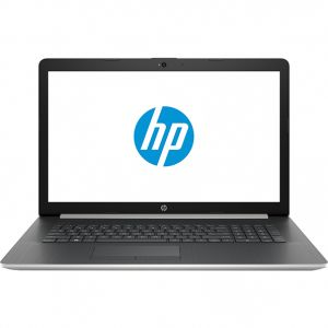 Laptop HP 17-by0000nq, Intel® Core™ i5-8250U pana la 3.4GHz, 17.3