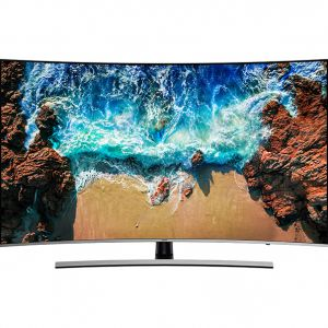 Televizor Curbat LED Smart Ultra HD 4K, HDR, 138 cm, SAMSUNG 55NU8502