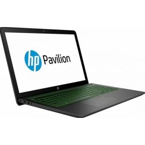 Laptop Gaming HP Pavilion Intel Core Coffee Lake 8th Gen i7-8750H 256GB 8GB GeForce GTX 1050 Ti 4GB FullHD Tast. il.
