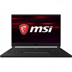 Laptop Gaming MSI GS65 Stealth 8SE, Intel® Core™ i7-8750H pana la 4.1GHz, 15.6