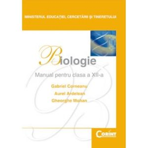 MANUAL CLS. A XII-A BIOLOGIE - MOHAN 2014