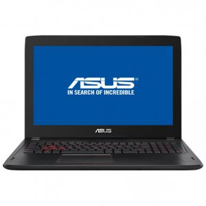 Laptop ASUS FX502VM-FY293, Intel® Core™ i7-7700HQ pana la 3.8GHz, 15.6