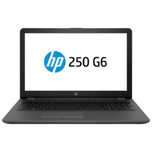 Laptop HP 250 G6, Intel Celeron N3350 pana la 2.4GHz, 15.6