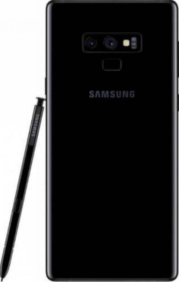 Telefon Mobil Samsung Galaxy Note 9 128GB Dual Sim 4G Midnight Black