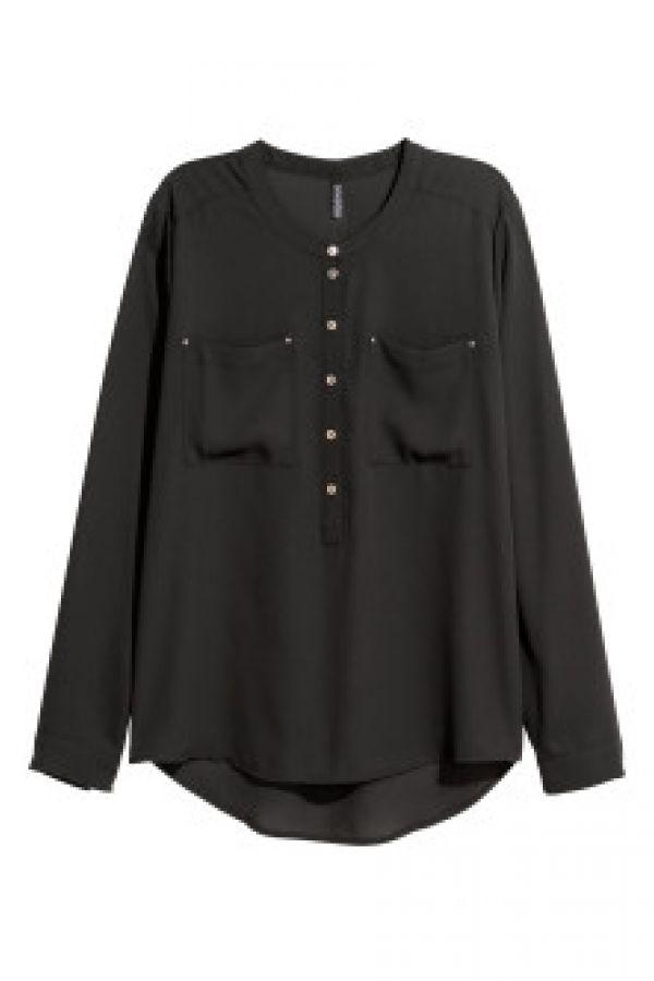 Bluza din tesatura crep