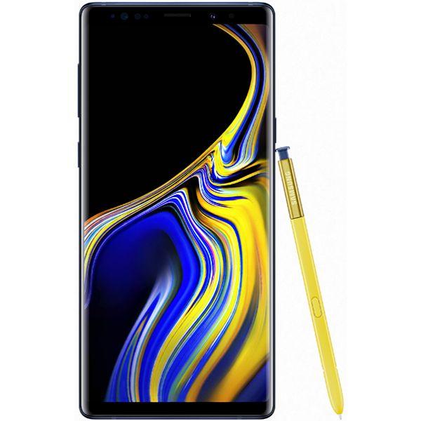 Telefon SAMSUNG Galaxy Note 9, 512GB 8GB RAM, Dual SIM, Blue