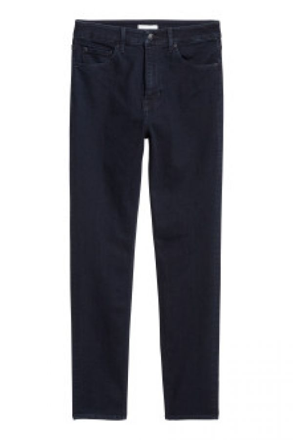 Pantaloni elastici High waist