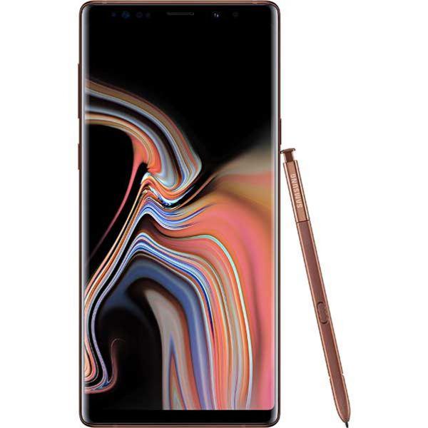 Telefon SAMSUNG Galaxy Note 9, 128GB 6GB RAM, Dual SIM, Metallic Copper