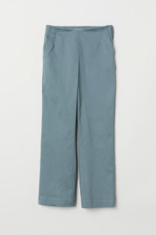 Pantaloni Slim High waist