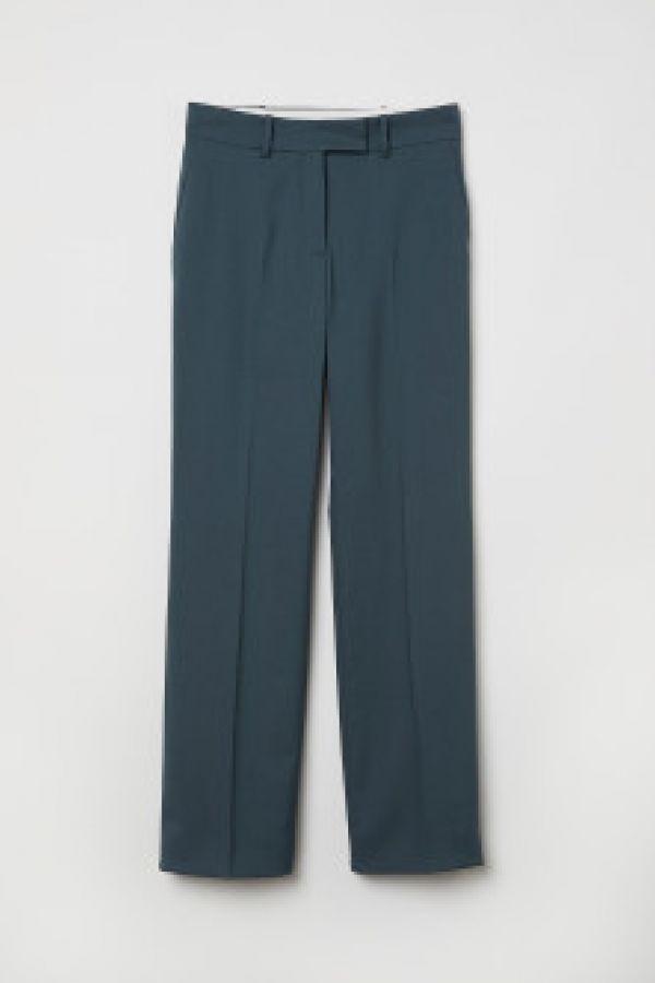 Pantaloni de costum de lana