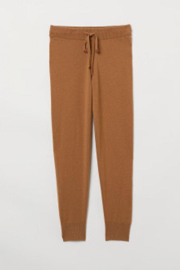 Pantaloni de jogging de casmir