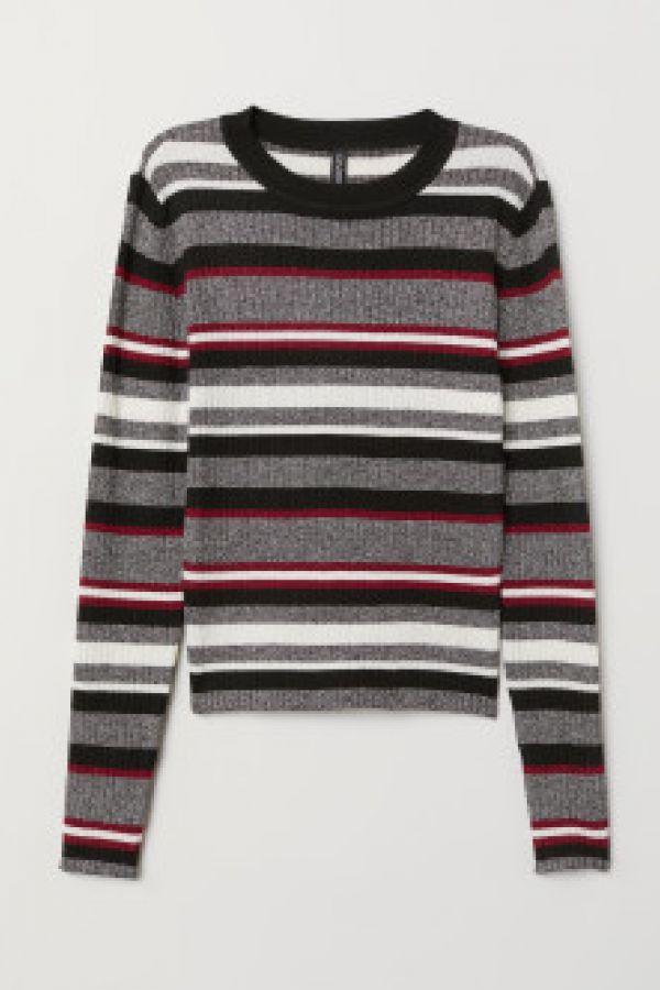 Bluza tricotata fin