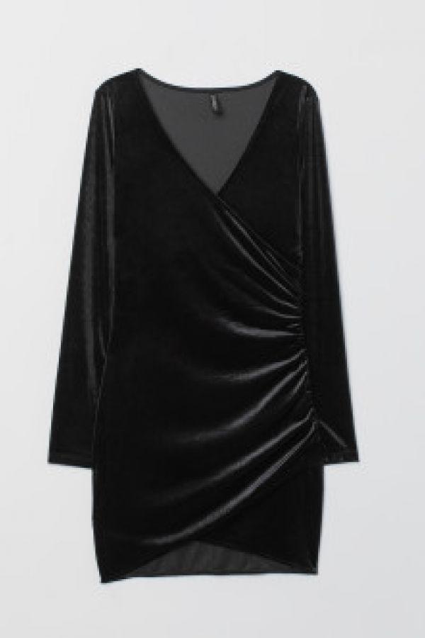 Rochie de velur