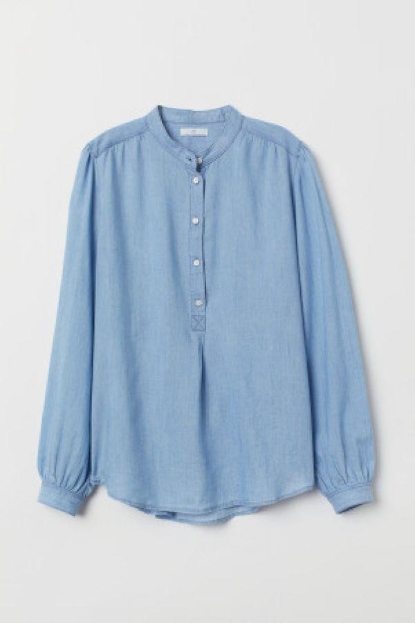 Bluza din amestec de lyocell