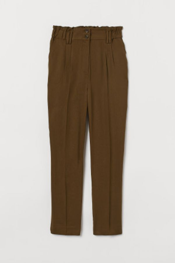 Pantaloni de lyocell