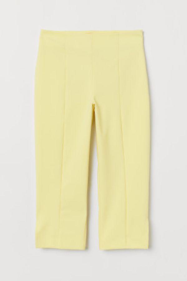Pantaloni Slim High Waist