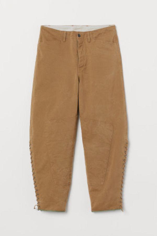 Pantaloni cargo de bumbac