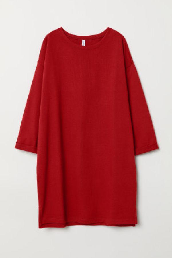Rochie de molton