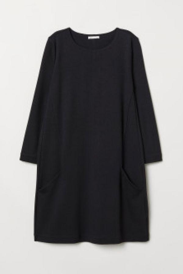 Rochie de jerseu