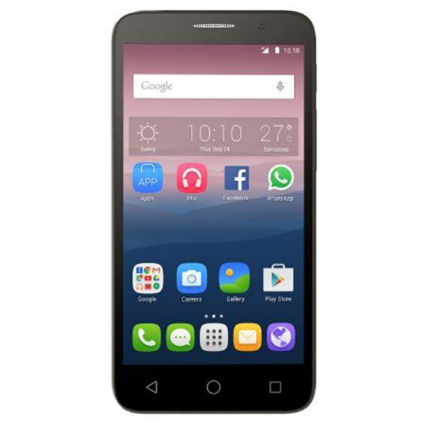Telefon ALCATEL Pop 3 5015D 8GB, 1GB RAM, Dual SIM, Silver