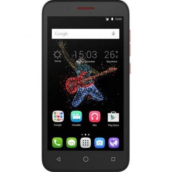 Telefon ALCATEL Onetouch Go Play 8GB, Black Red