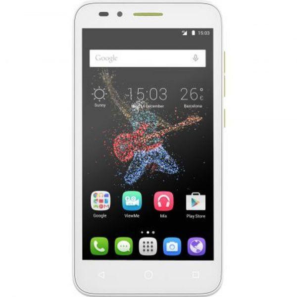 Telefon ALCATEL Onetouch Go Play 8GB, White Lime