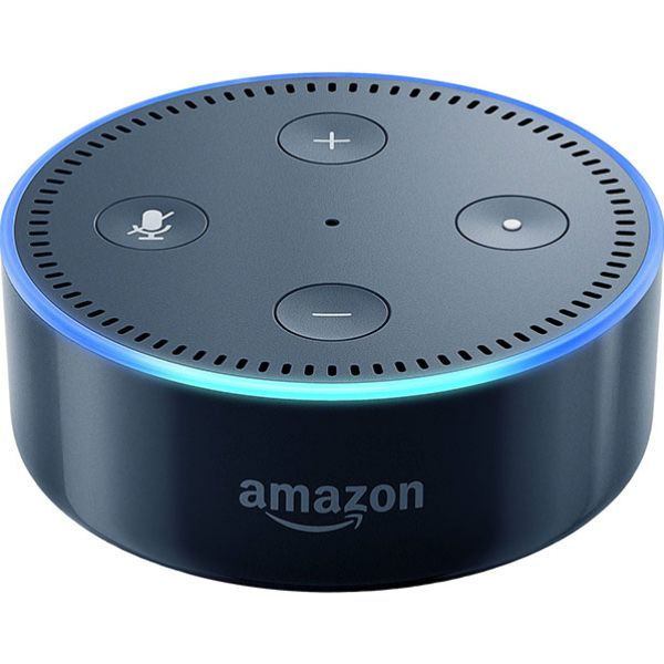 Boxa Portabila AMAZON Echo Dot 2nd Gen, Negru