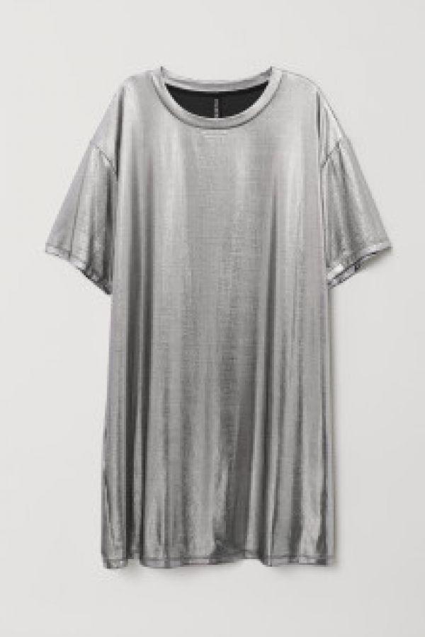 Rochie-tricou peliculizata