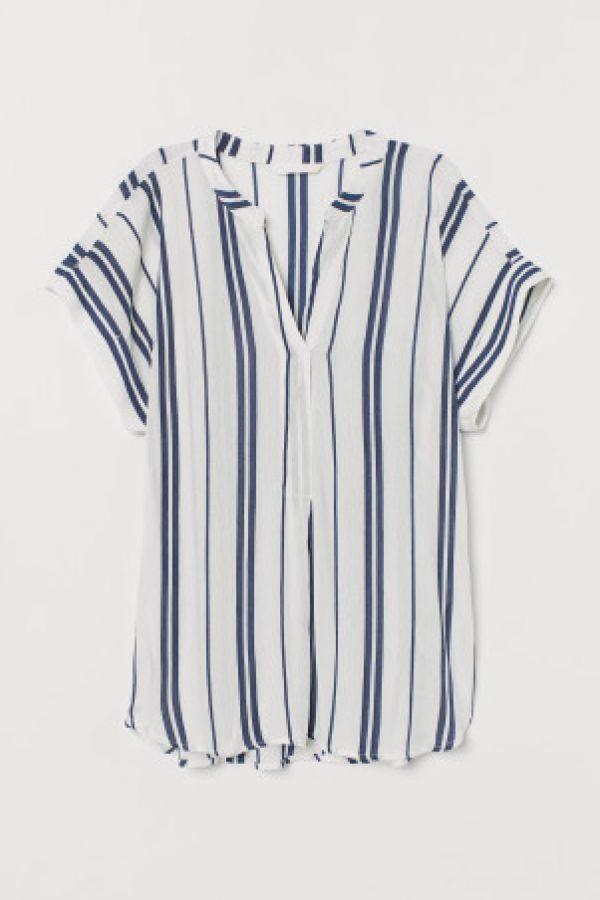 Bluza creponata