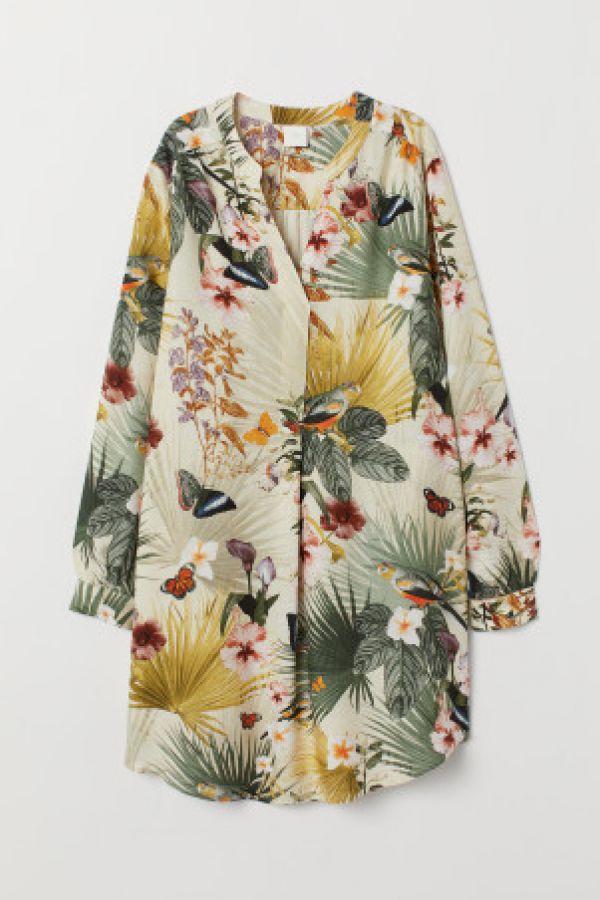 Rochie cu decolteu in V