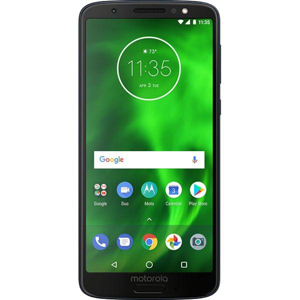 Telefon MOTOROLA Moto G6, 32GB, 3GB RAM, Dual SIM, Deep Indigo