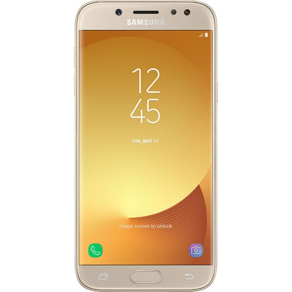 Telefon SAMSUNG Galaxy J5 (2017) DUAL SIM 16GB Gold