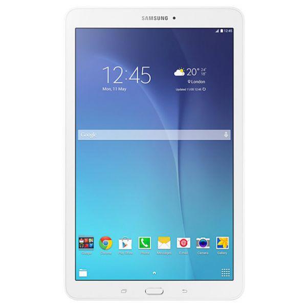 Tableta SAMSUNG Galaxy Tab E T561 8GB, 1.5GB RAM, WiFi + 3G, alb