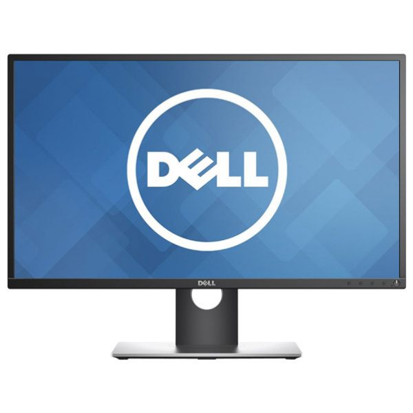 Monitor LED IPS DELL P2417H, 23.8