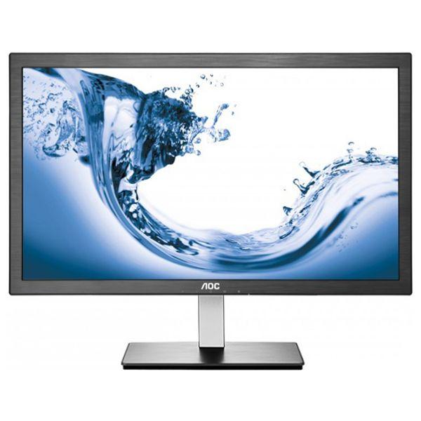Monitor LED TN AOC E2476VWM6, 23.6