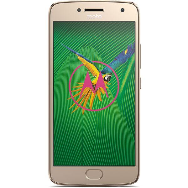 Telefon MOTOROLA G5 Plus, 32GB, 3GB RAM, dual sim, Gold