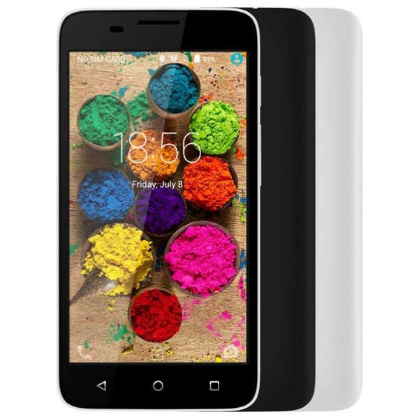 Telefon MYRIA Fancy MY9007 8GB, 1GB RAM, dual sim, Black