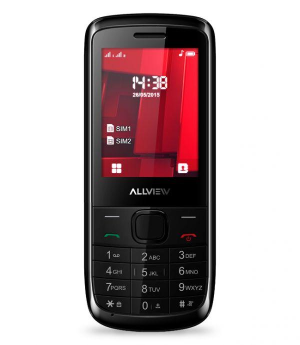 Telefon mobil Dual Sim Allview M7 Stark, Black