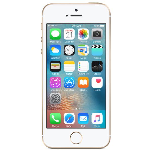 Telefon APPLE iPhone SE, 32GB, 2GB RAM, Gold