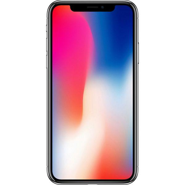 Telefon APPLE iPhone X, 64GB, 3GB RAM, Space Gray