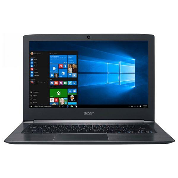 Laptop ACER Aspire S13 S5-371-514H, Intel® Core™ i5-7200U pana la 3.1GHz, 13.3