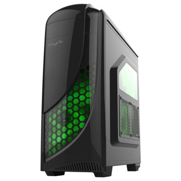 Sistem IT MYRIA Live V51, Intel® Core™ i3-7100 3.9GHz, 4GB, 1TB, NVIDIA GeForce GT 730 2GB, Ubuntu
