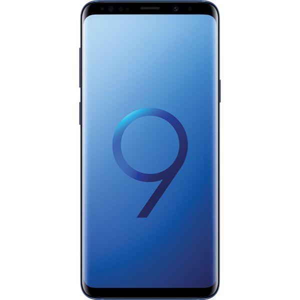 Telefon SAMSUNG Galaxy S9 Plus, 64GB, 6GB RAM, Dual SIM, Blue