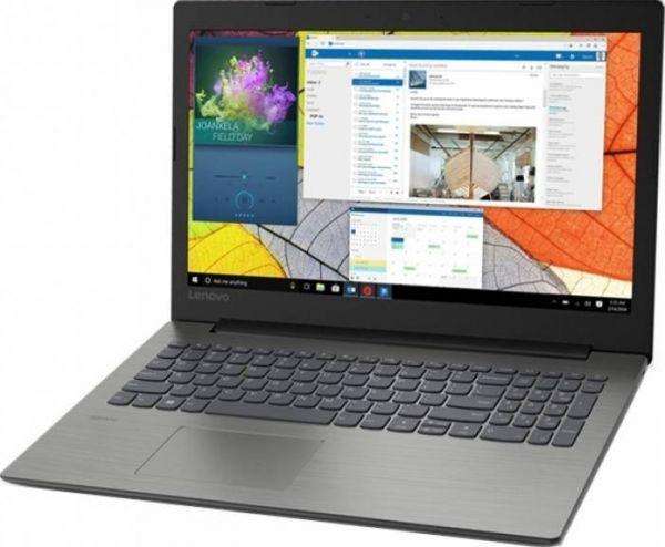 Laptop Lenovo Ideapad 330-15IKBR Intel Core Kaby Lake i3-7020U 500GB HDD 4GB AMD Radeon 530 2GB HD Gri