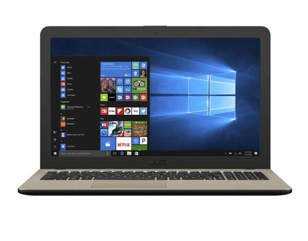 Laptop ASUS X540UA-GO591T, Intel Pentium 4405U pana la 2.1GHz, 15.6