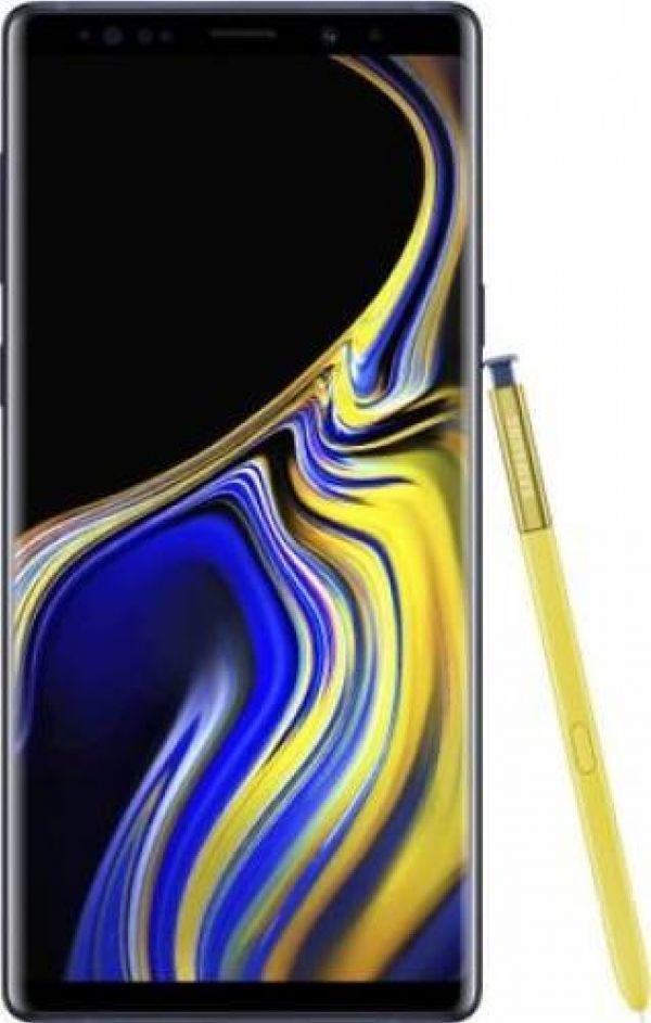 Telefon Mobil Samsung Galaxy Note 9 128GB Dual Sim 4G Ocean Blue